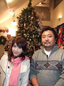 スカイパーフェクトTV「エンタ!371」出演 横浜スイートクリスマスカンパニー