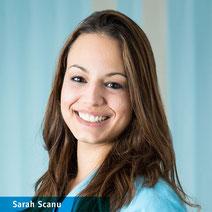 Sarah Scanu, Medizinische Fachangestellte, on* Orthopädie München Neuhausen