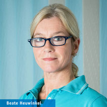 Beate Heuwinkel, Fachärztin für Orthopädie, München