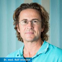 Dr. med Ralf Ullmann, Facharzt für Orthopädie, München