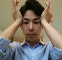 頚椎症に悩む奈良県御所市の会社員