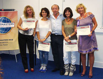 Toastmasters Nice French Contest