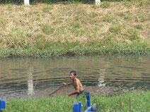 Une pêche en pleine nature?