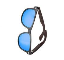 Sonnenbrille blau verspiegelt