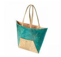 Tasche aus Blattleder