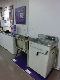 第2展示室は企画展示で「武蔵野のくらし今昔」が開催中