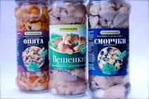 ОПЯТА маринованные Вешенки МОРЧКИ lausanne magasin epicerie traiteur alimentation russe