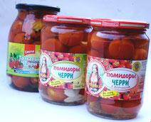 Помидоры ЧЕРРИ, с перчиком, томаты