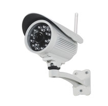 Outdoor wired RJ45 IP security camera