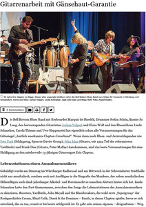 Artikel & Bild: Helmut Glauch (Main Post) - Teil 1