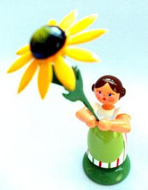 Wiesenblumenmädchen