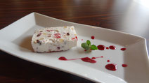 アイスチーズケーキ(氷見あいやまガーデン)