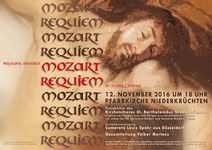 Mozart Requiem am 12.11.2016 in Niederkrüchten