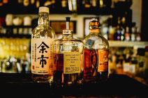ニッカウイスキーのボトル画像