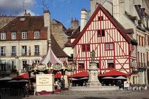 フランス・ディジョン市の画像