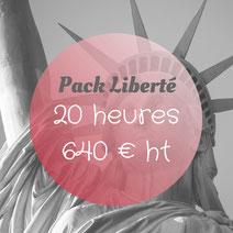 pack liberté