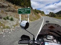 Neuseeland - Motorrad - Tour - Rainbow Road - Offroad - Südinsel