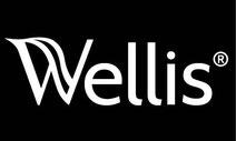 Wellis Logo schwarz