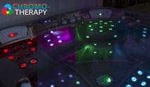 Whirlpool Farblicht Therapie