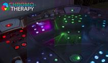 Beleuchtung Farblichttherapie