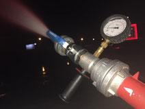 badanie wydajności hydrantów wewnętrznych i zewnętrznych, serwis hydrantów