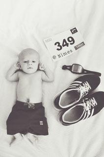 Elixirphotos photographe naissance nouveau né bébé Nîmes Gard Hérault