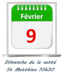 Ce dimanche 09/02, envoi en mission de Sylvie et Florence, aumônières hospitalières à Morlaix. Venez nombreux!