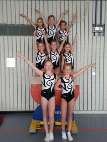 D1-Mannschaft Turnverein Ichenheim