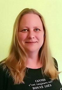 Claudia Neal - Referentin für Heldenstärker e.V.