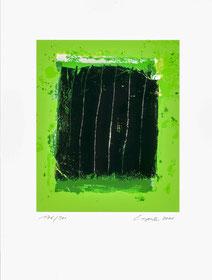 Peter Lorenz, Auflage 300, 30 x 40cm, Serigrafie, Preis 40.-€