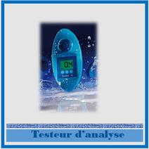 testeur d'eau de piscine, photomètre