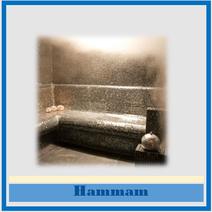 Hammam kit luxe élément