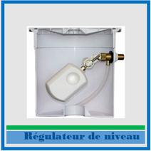 régulateur de niveau d'eau, régulateur piscine
