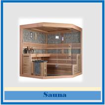 sauna de luxe Harvia