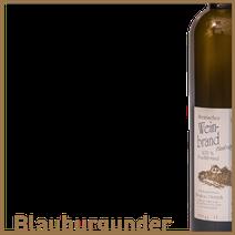 Auswahlbild Weinbrand Blauburgunder