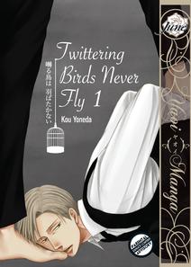 Ce manga est de type Josei (s'adressant à un public féminin et adulte) et de genre Yaoi, amour et drame. Souce: https://junemanga.com/products /twittering-birds-never-fly-vol-1?variant=29324698307
