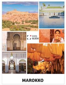 Leinwanddruck Marokko