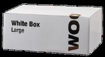Woo White Box large Nahrungsergänzung