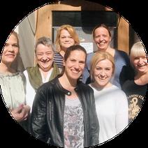 Die Gründerinnen der Tiersuchhilfe München