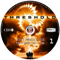 Threshold Cover DVD