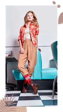 Stylist voor fashion en commerciele fotoshoots