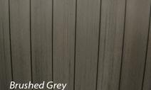 Außenverkleidung Grey