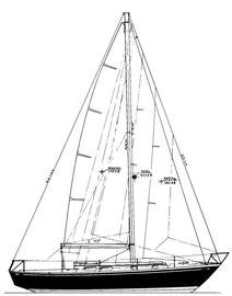 Tartan 34C