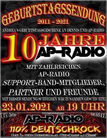 10 Jahre AP-Radio