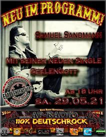 Samuel Sandmann bei AP-Radio