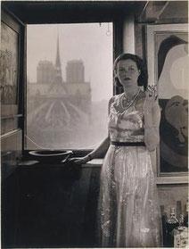 ペギー・グッゲンハイム(1930年)