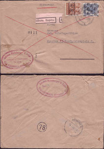 Frühdatum 16. Juli 1948 aus Mü TA