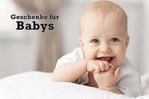 Geschenkideen für Babys
