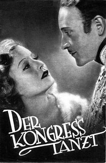 "Ufa-Großtonfilm ""Der Kongress tanzt"""