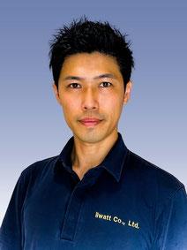 株式会社イイワット 代表取締役 山崎 真之介